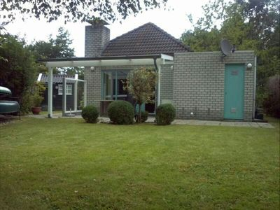 Detached bungalow with big terrace
