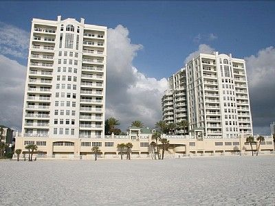 Unit is directly beach front, left building floor 12, south/west exposure!