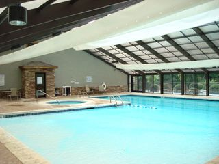 Boone condo photo - Indoor Pool and Jacuzzi