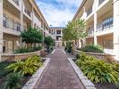 Well-maintained landscaping throughout. You will love the way the place lights up at night
