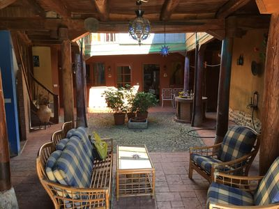 House with 4 bedrooms in Veguellina de Órbigo, with furnished terrace