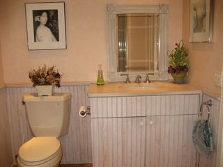 Sag Harbor house photo - Downstairs bathroom