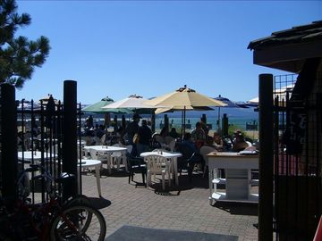 LAKESIDE BEACH BAR AND GRILLE