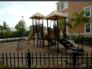 South Miami condo photo - Tot lot & children's play area