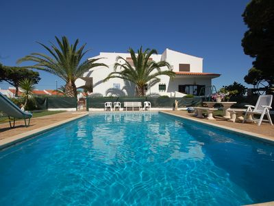 3 bedroom villa with private pool and large gardens