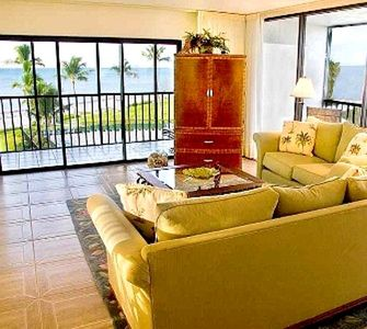 Sanibel Island condo rental - Sundial F401 with Wrap Around Balcony--Views