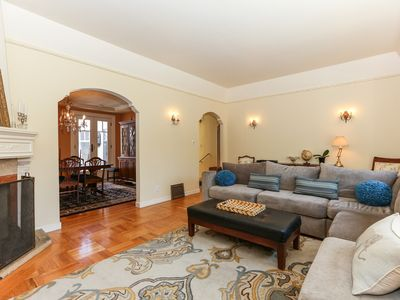 Spacious, family and business group friendly 4BR home, centrally located in SF