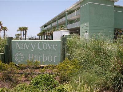 Welcome to Navy Cove Habor!