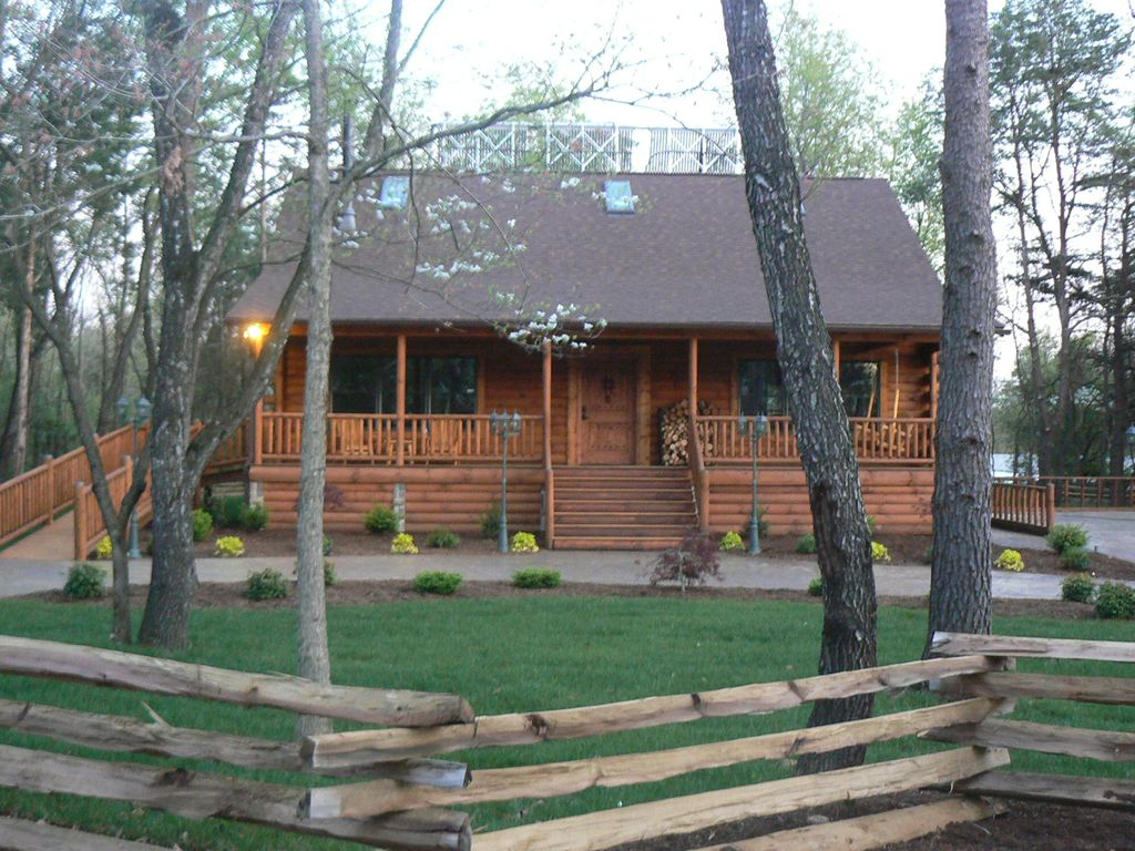 Spotted Fawn Cabin Serenity And Luxury Await Vrbo