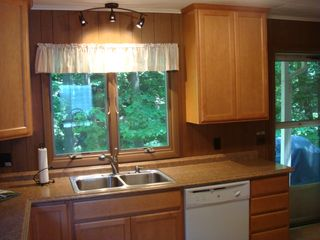 Montague cottage photo - Remodelled kitchen with all the amenities!