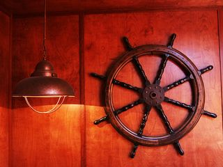 Surfside Nantucket house photo - Captain's Wheel