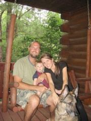 Sevierville cabin photo - Families and Pets love the Oaks!