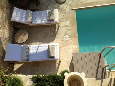 A Tranquil Village Hideaway with Private Pool in Complete Seclusion
