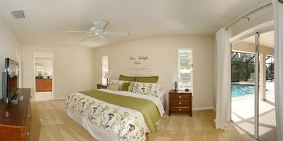 Cape Coral villa rental - Bedroom