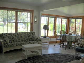 Ogunquit cottage photo - Dining/Living area