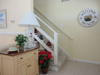 Avalon cottage photo - Stairway to second floor bedrooms and den