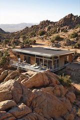 Yucca Valley house photo - Though close to amenities the house is in its own world.