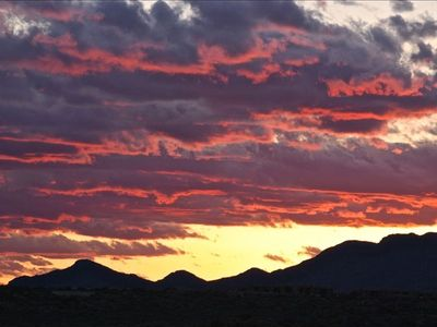 Come enjoy the incredible AZ colors at sunset