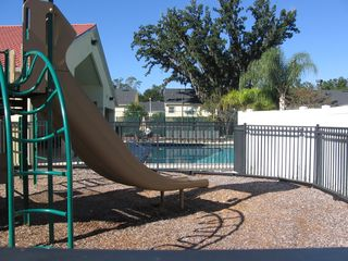 Club Cortile condo photo - Childrens playground (just outside pool area)