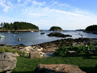 Georgetown cottage photo - View of Five Islands, a tiny fishing village in Georgetown