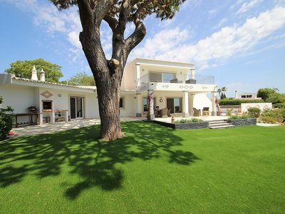 Luxury Four Bedroom Detached Villa With Sea And Golf Views