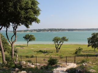 Canyon Lake house photo - Nearly 1 Acre on Lake with large fenced yard and path to lake