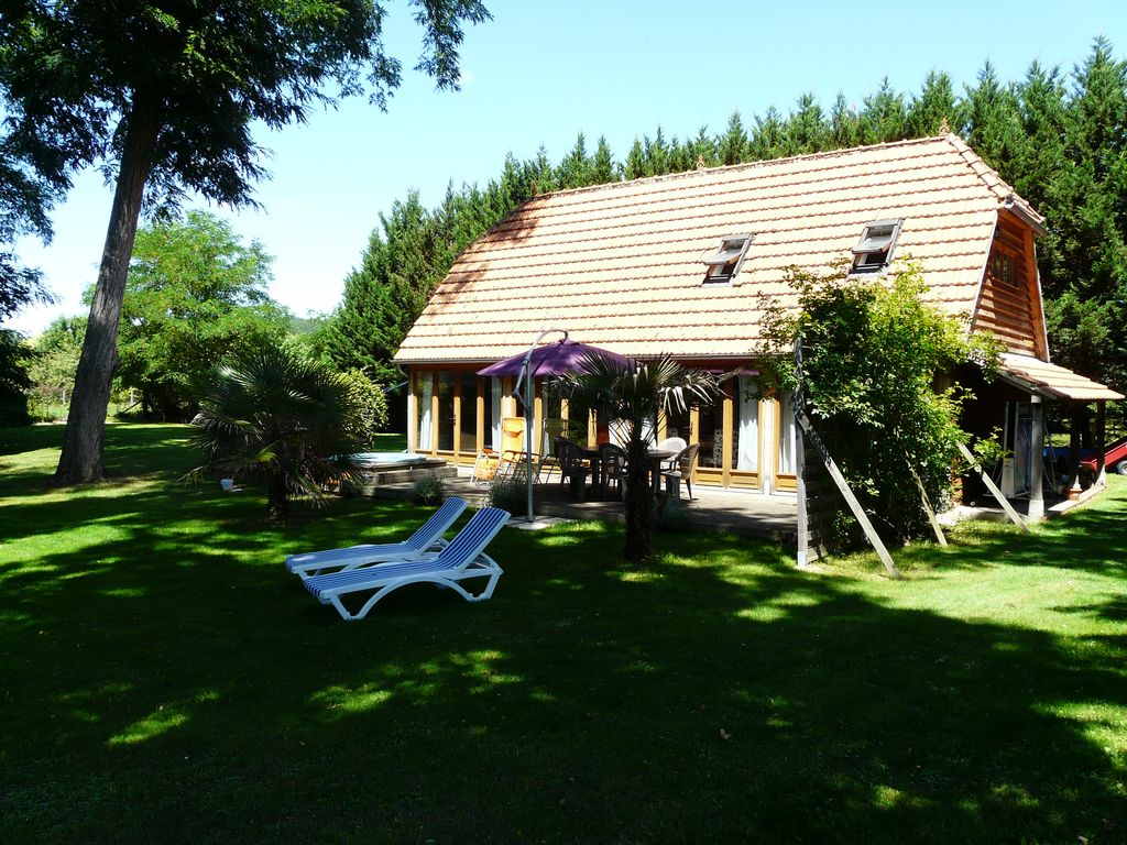 Holiday house, 90 square meters , Mouleydier, Aquitaine