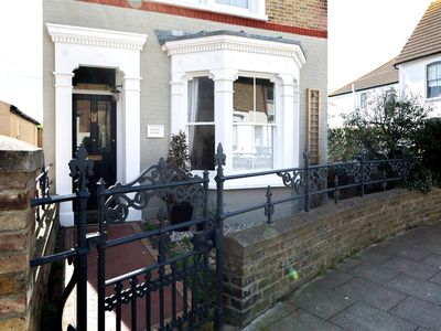 Newly Renovated Period Home in Conservation Area, Just a Short Walk to the Sea