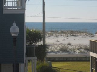 Gulf Shores property rental photo - view of ocean from master bedroom