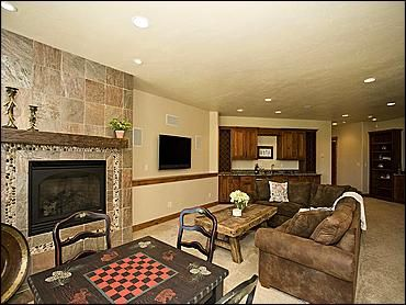 Baldy Mountain Breckenridge house rental - Entertainment Room