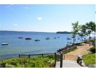 Gilford condo photo - Beach Area