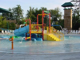Crystal Mountain, Thompsonville cabin photo - Water park at Crystal Mountain