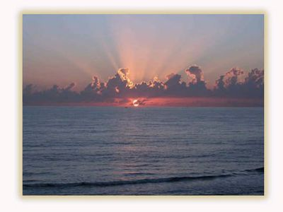 Mazatlan condo rental - Relax and enjoy the sunset!