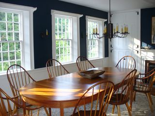 Woodstock house photo - .Dining room seating for 8