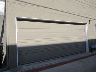 Mission Beach house photo - One Large Size Garage Parking Space. The Second Parking is Outdoor