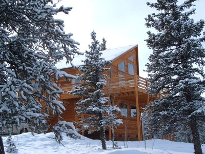 Jefferson house rental - Seclusion in 2 acres of pines and aspens!