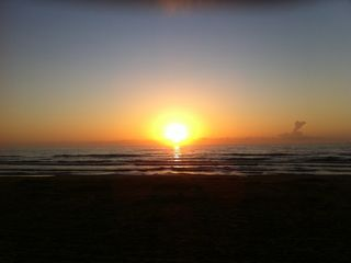 South Padre Island condo photo - Morning sunrise