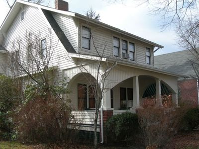 Damascus house rental - Welcome to the River Rose Cottage in Damascus, Va.!