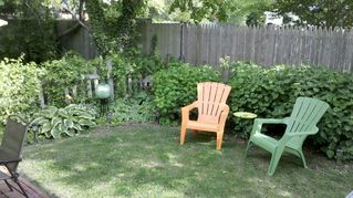 Rehoboth Beach cottage photo - Have a sit in the garden...