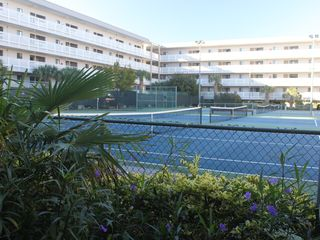 Folly Field condo photo - Six lighted tennis courts