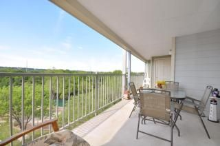 New Braunfels condo photo - Double Balcony