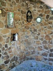 Culebra house photo - Native Stone Shower