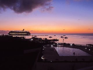 Cozumel condo photo - Another beautiful sunset in paradise