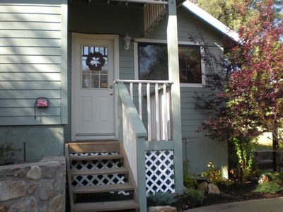 Peaceful julian cottage for a romantic or vrbo for San diego county cabin rentals
