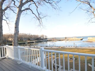 Southold house photo - M.B. Skydeck is perfect for sunrise coffee or a sunset cocktail !