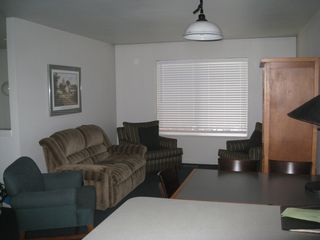 Provo townhome photo - The view of the front room from the kitchen