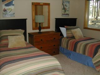 Sunriver house photo - Great room for kids