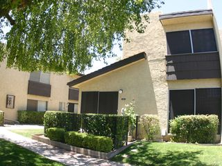 Old Town Scottsdale townhome photo - End unit no one above or below....quiet