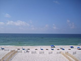 Gulf Shores condo photo - Beach View from Balcony