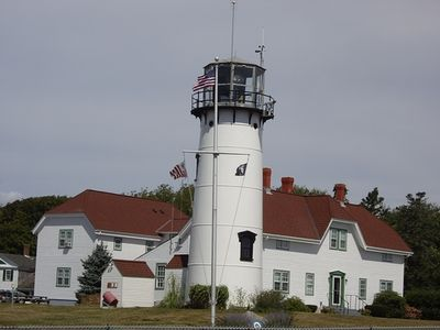 Chatham Lighthouse - Take a Tour